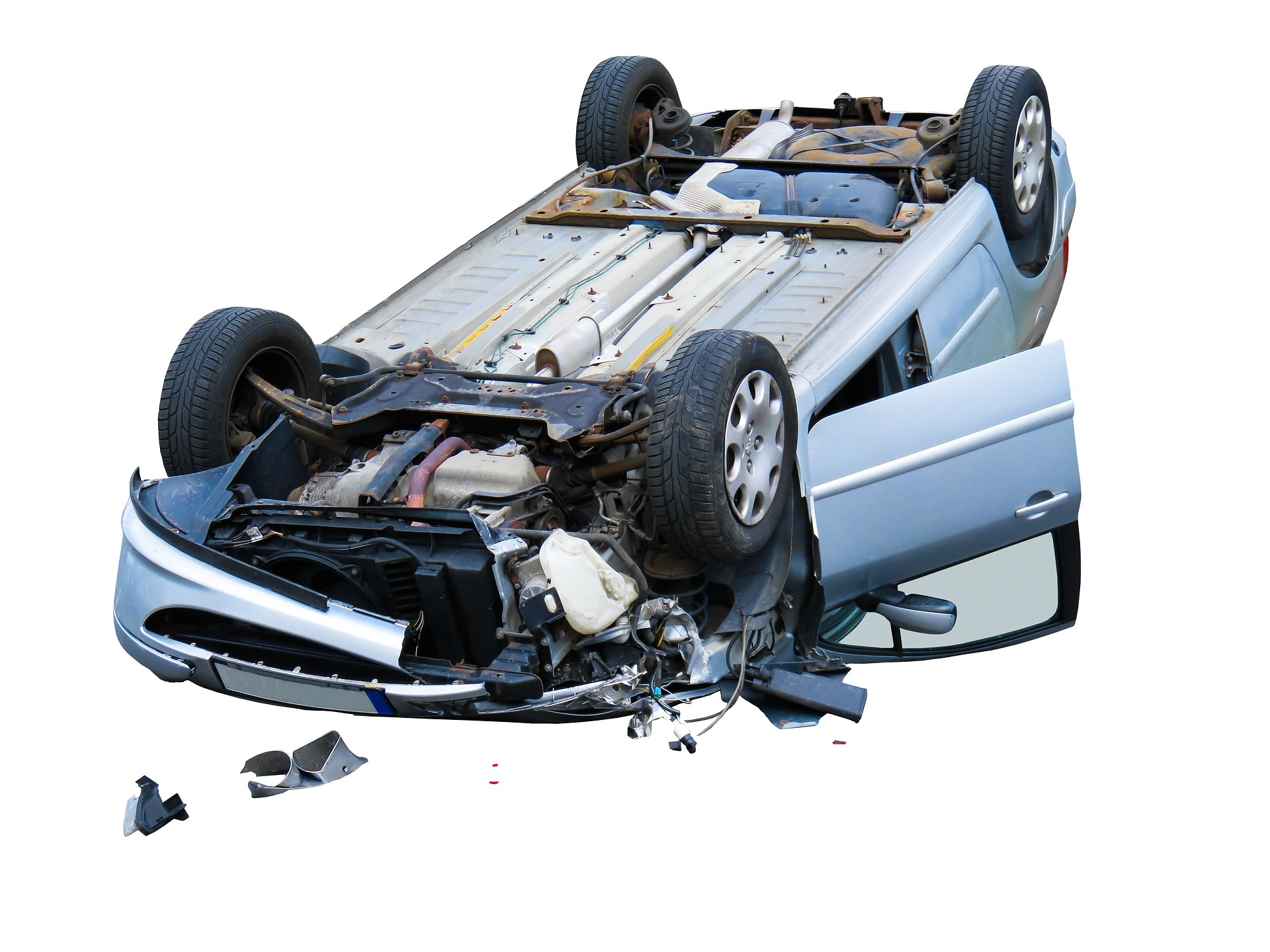 Top 4 Causes of Car Accidents in California
