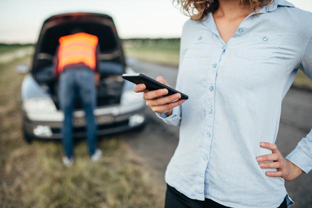 Multi-car Accidents in California