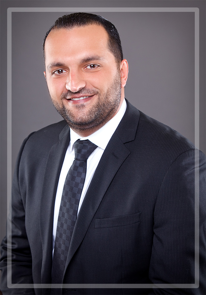 RAMTIN SADIGHIM - Los Angeles Personal Injury Lawyer